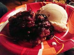 Cherry Berry Crisp