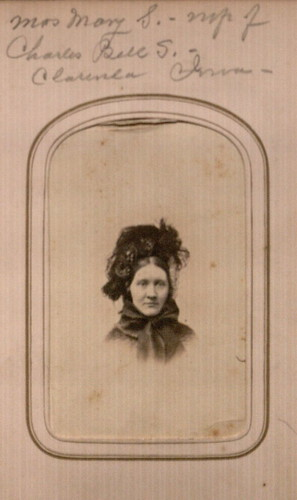 Anne, wife of Charles Bell Shoemaker