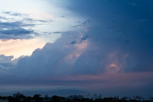 Sunrise 8 November 2012
