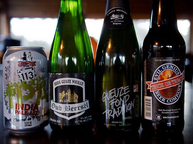 Beer Haul 11-31-12