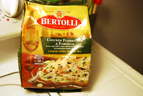 Bertolli package