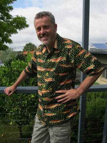 Negroni shirt - version 2, short sleeves, no pockets