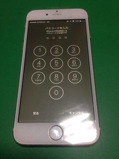 172_iPhone6Sのフロントパネル液晶割れ