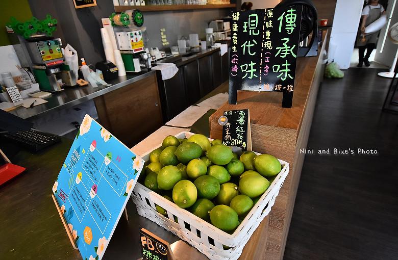 台中早午餐原三十木瓜牛奶03