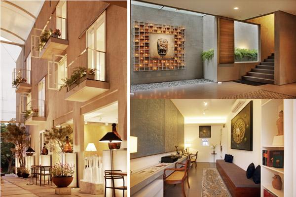 Interior Breeze Bandung -