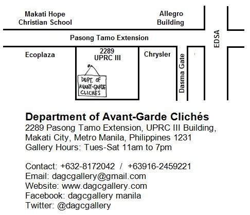DAGC - Contact Info