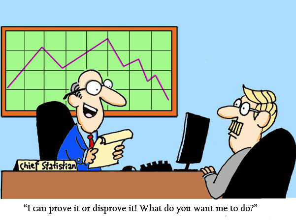 25 Cartoons To Give Current Big Data Hype A Perspective