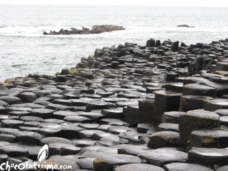 Irlanda - Calzada de los gigantes (The Giant's Causeway) y Belfast 2012