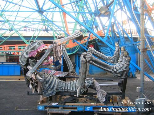 Spook-A-Rama Skeleton