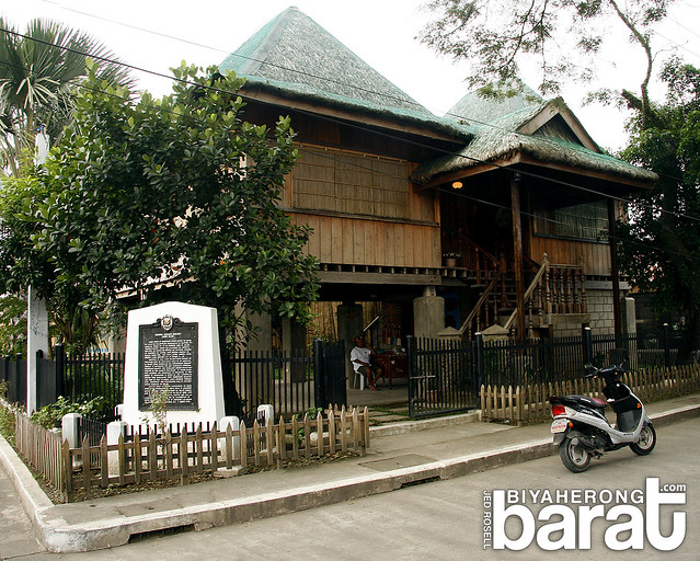 house of dona aurora quezon baler