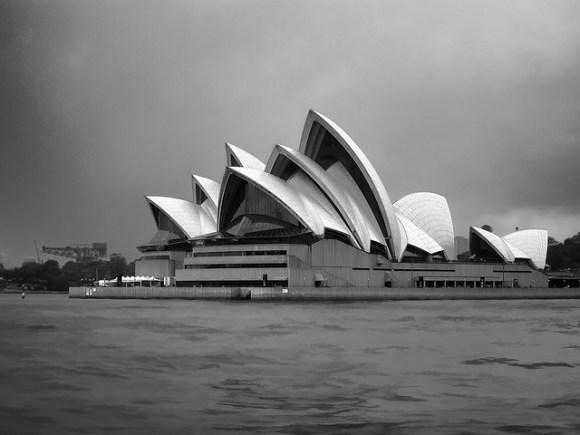 Opera House - Sydney - 2011