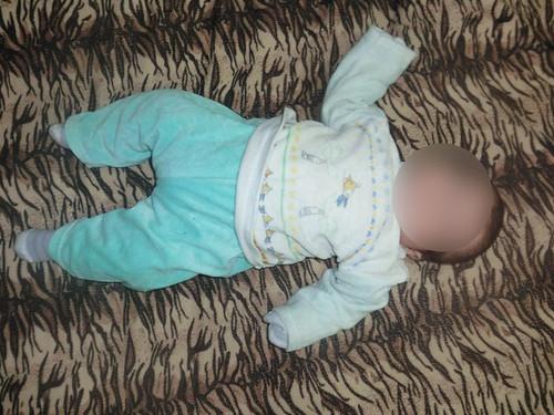 Baby Kazim Needs Medical Tests by aymanfadel