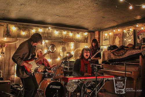 Erin Costelo @ The Dakota Tavern, 29-11-12