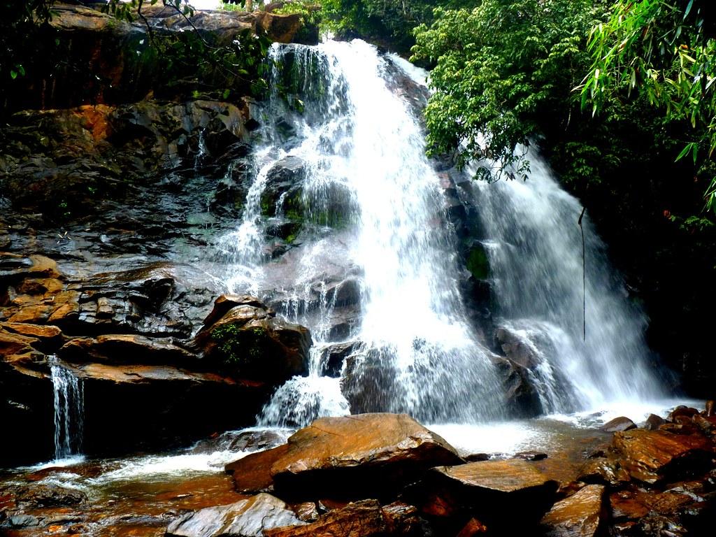 Sirimane falls, Kigga , Karnataka