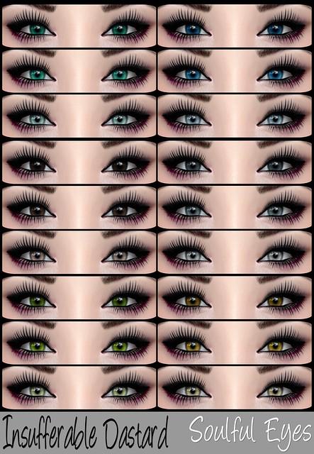 Insufferable Dastard - Soulful Eyes