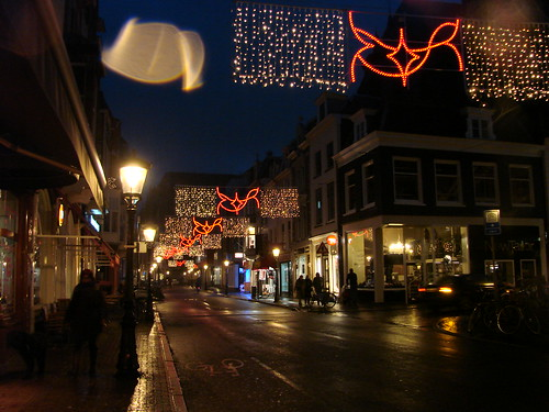 Domstraat Lights