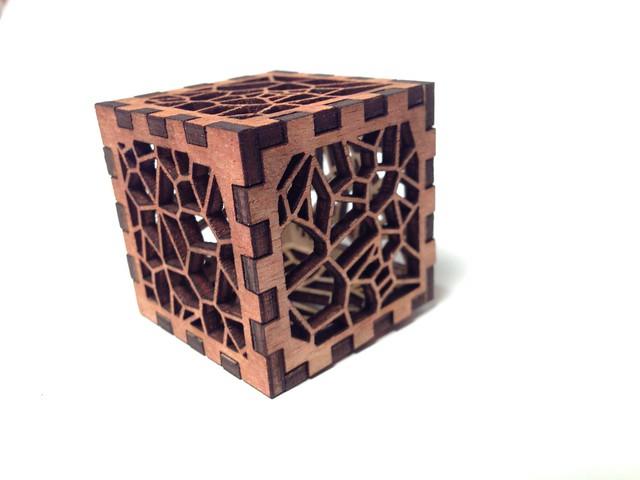 Lace box