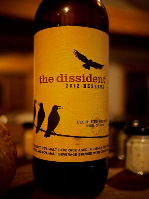 Deschutes The Dissident