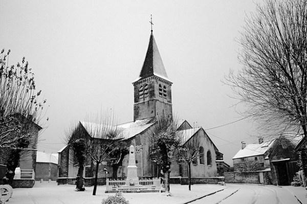 Église Saint-Pierre de Sennevoy-le-Bas