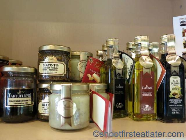 Italy Inaudi truffles