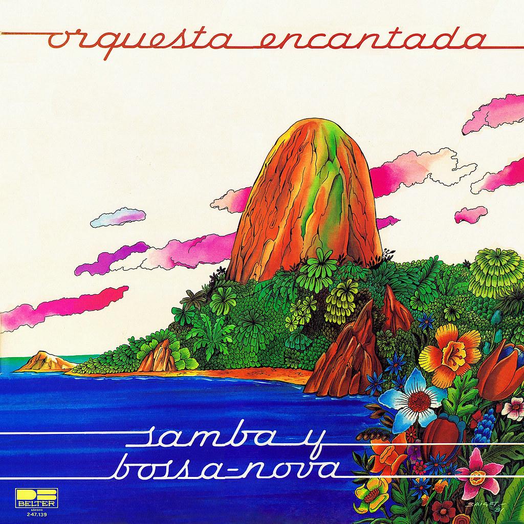 Orquesta Encantada – Samba y Bossa-nova