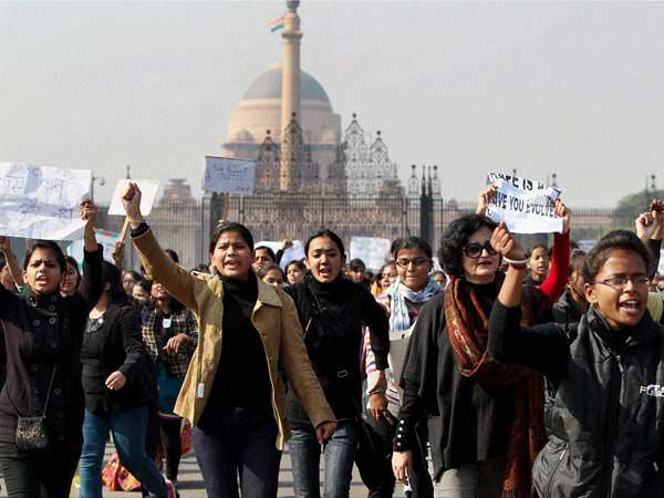 Delhi Gang-rape protest pictures (1)