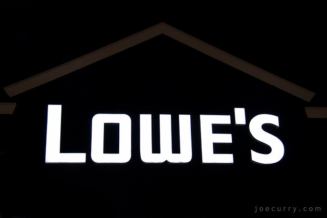 Lowe's Home Improvement store