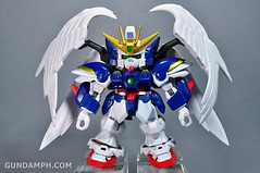 SDGO Wing Gundam Zero Endless Waltz Toy Figure Unboxing Review (19)