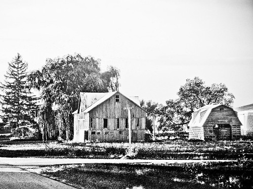 Barn _ Western Michigan Coast - 08-3-2012-5 by jwill9311
