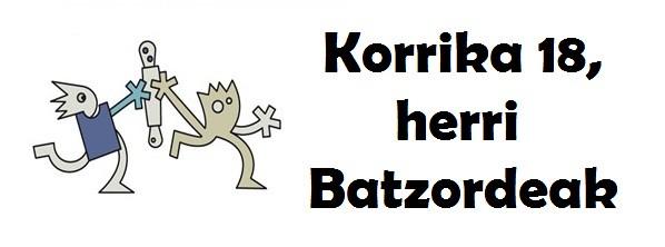 Korrika Batzordeak