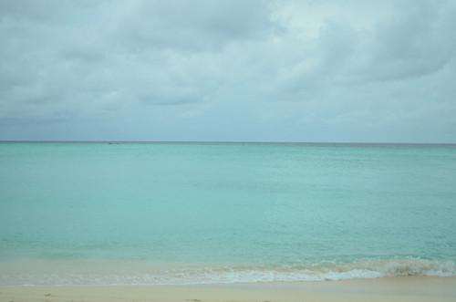 Sangalaki Beach