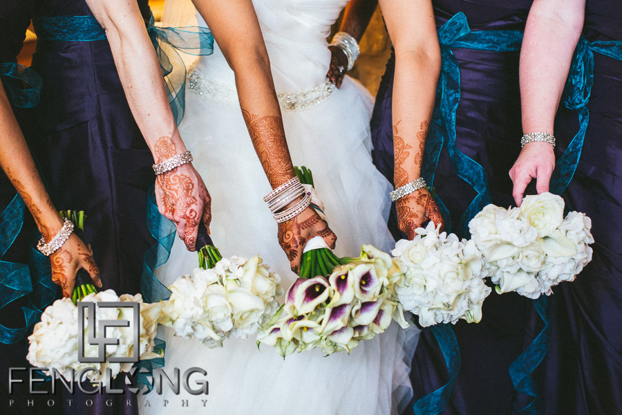 Janella & Chuck's Wedding | Piedmont Church & W Atlanta Downtown | Atlanta Indian Multicultural Wedding Photography