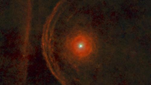 Betelgeuse se prepara para una colisión