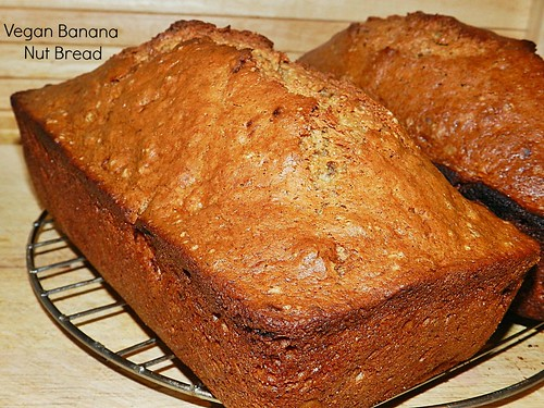 Vegan Banana Nut Bread (1)