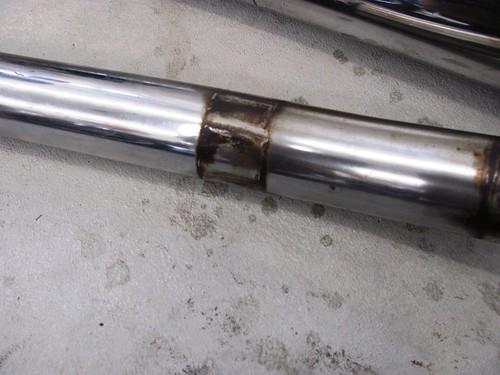 Header corrosion