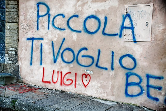 Florentine graffiti by Call to Adventure, on Flickr