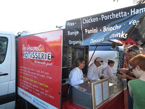 The Gourmet Rotisserie