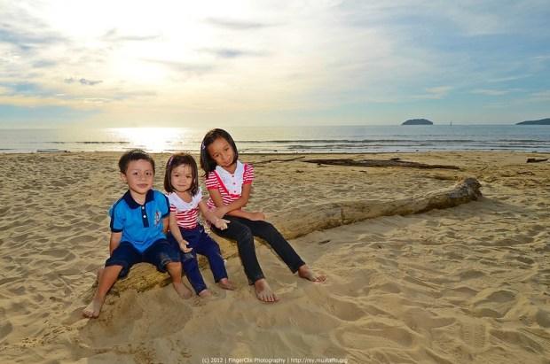 Riadah Masa Cuti Sekolah | Pantai Tanjung Aru, Sabah