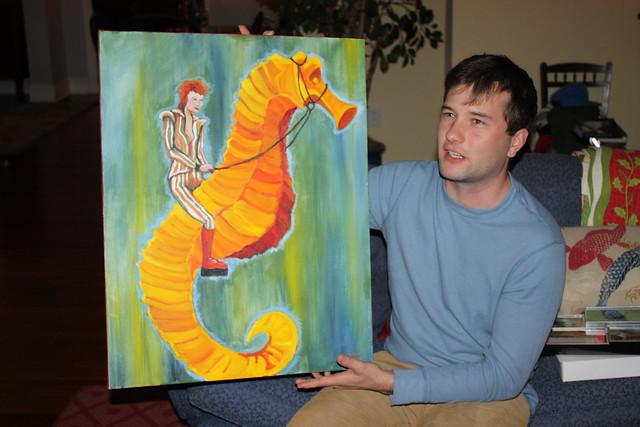 Ziggy + Seahorse