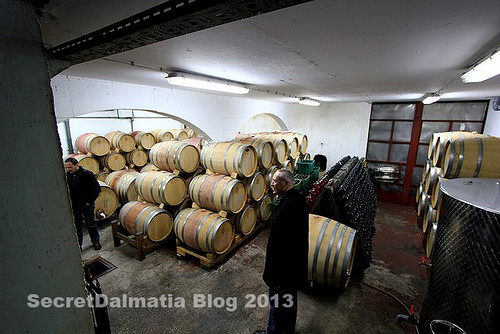 Main cellar bellow the ground