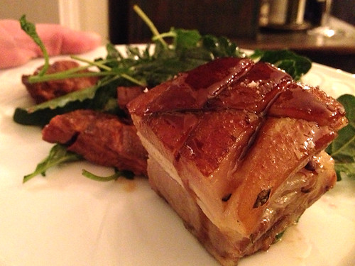 PorkBelly11Pork Belly w Glaze!