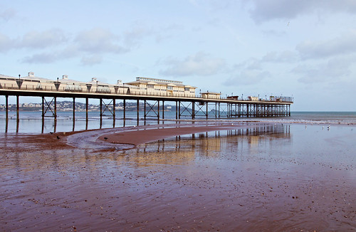 Paignton Pier by BeccaG