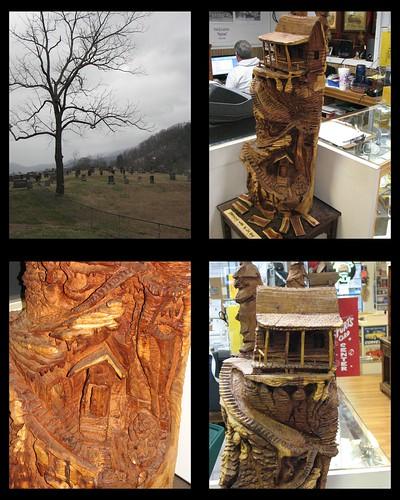 Smokey Mountains Collage 9