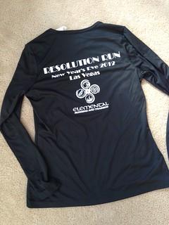 Resolution Run 10k