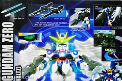 SDGO Wing Gundam Zero Endless Waltz Toy Figure Unboxing Review (6)