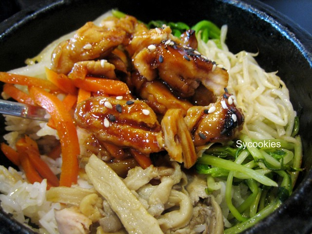 11.bibimbab @ korean street cafe (1)