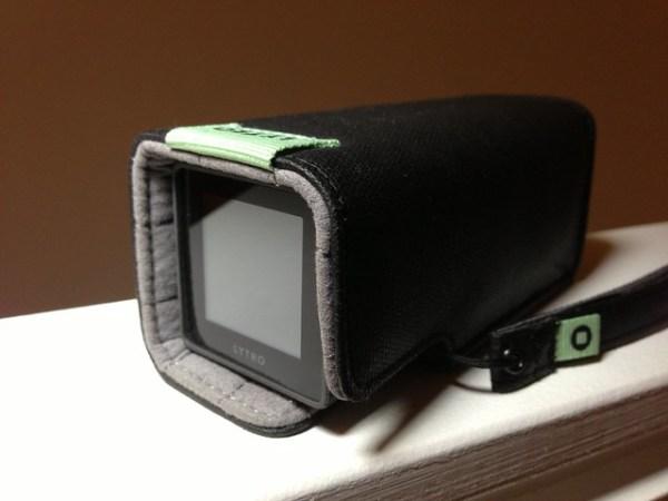 Lytro camera sleeve
