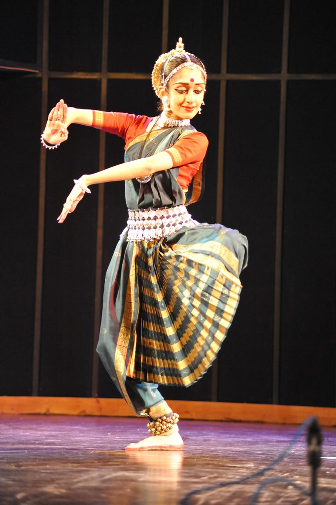 Arushi Mudgal - Odissi at Vande Nrityam