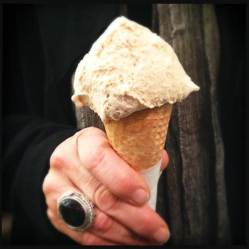 Oddono's gelati by Fitzrovia