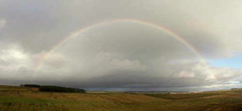 Hadrian's Wall Rainbow